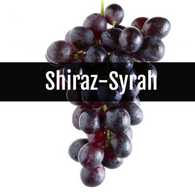 wijn gemaakt van shiraz syrah