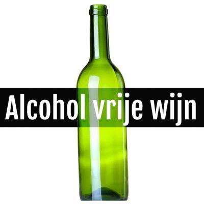 alcohol vrije wijn