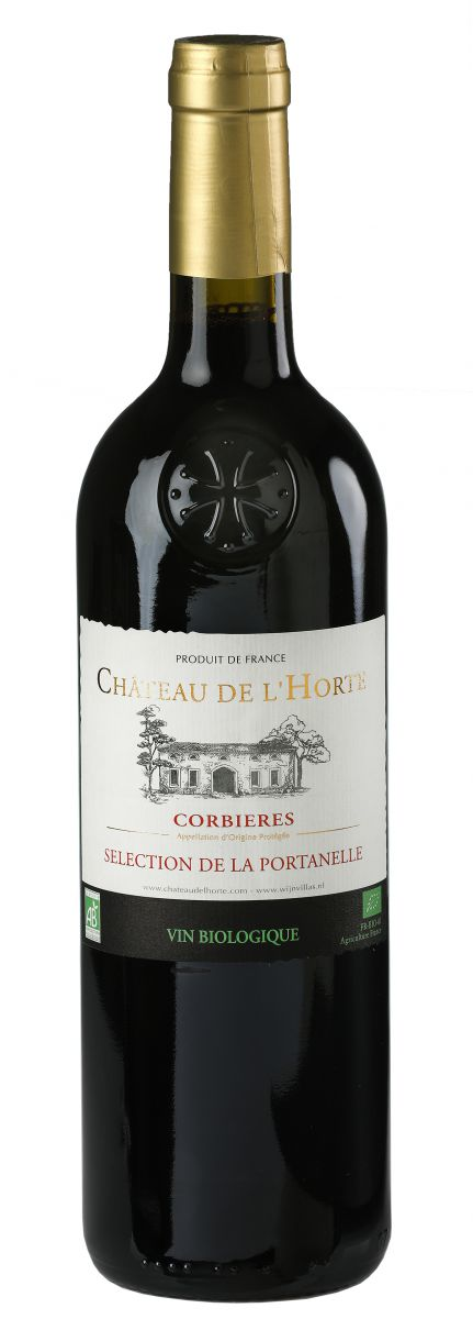 chateau de lhorte selection de la portanelle
