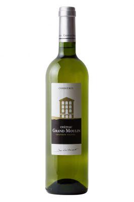Chateau Grand Moulin Grandes Vignes Blanc
