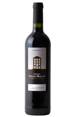 Chateau Grand Moulin Grandes Vignes Rouge