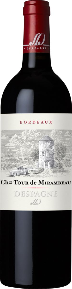 chateau tour de mirambeau reserve rouge