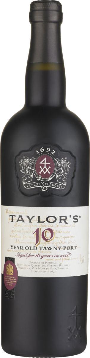 taylors 10 year old tawny port