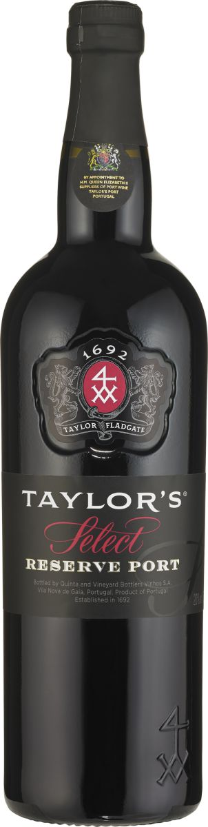 taylors select reserve ruby port