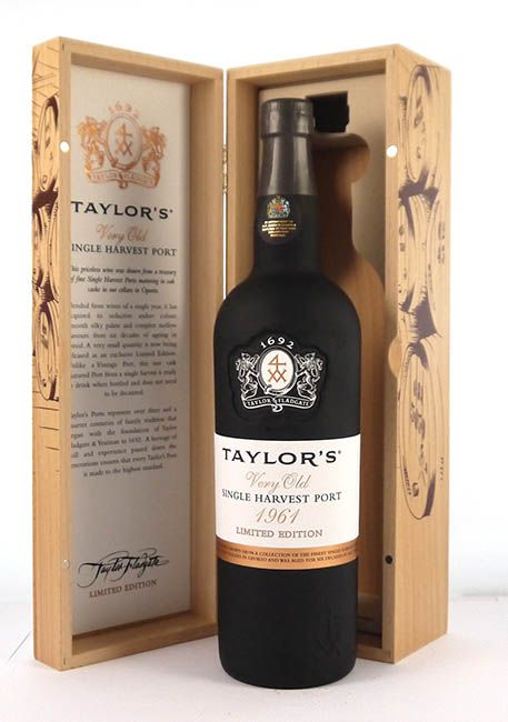 taylor very old sh port 1961